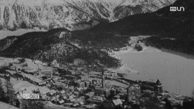 Ski: Saint-Moritz accueille les championnats du monde pour la cinquième fois en 83 ans [RTS]
