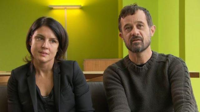 Izabela Rieben et Claude Barras répondent aux questions de Grand Angle [Grand Angle - RTS]