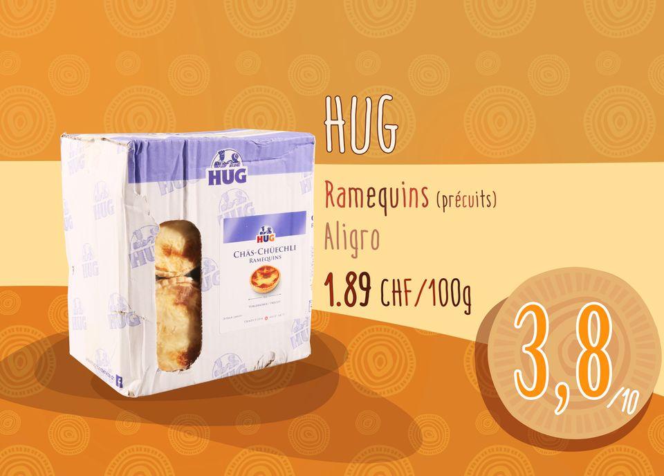 Ramequins Hug - Aligro. [RTS]
