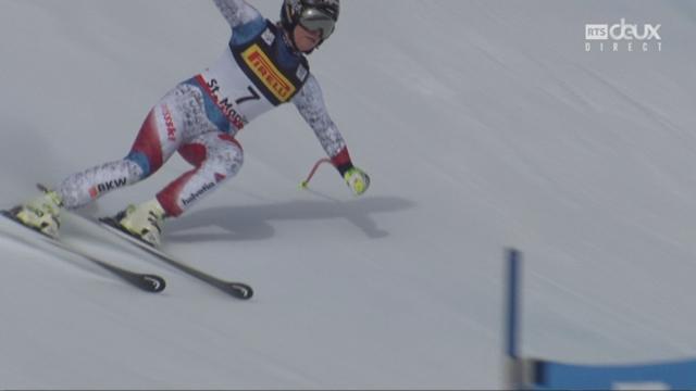 Mondiaux de St-Moritz, super-G: Lara Gut (SUI) [RTS]