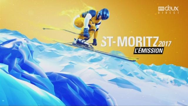 Saint-Moritz 2017: L'émission du 7 février [RTS]