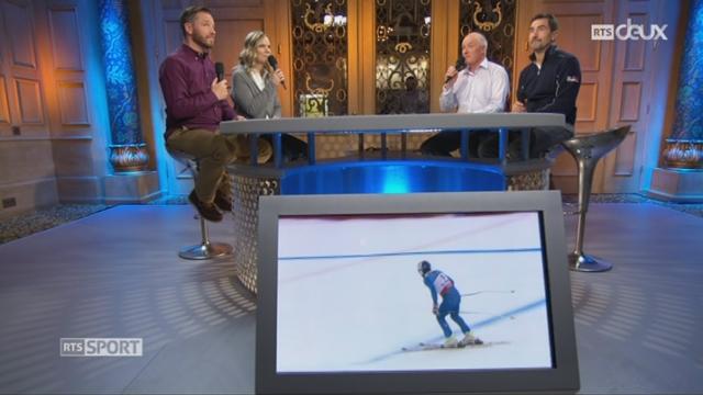 Saint-Moritz 2017: L'émission du 8 février [RTS]
