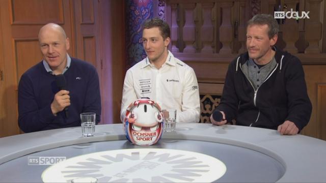 Saint-Moritz 2017: L'émission du 9 février [RTS]