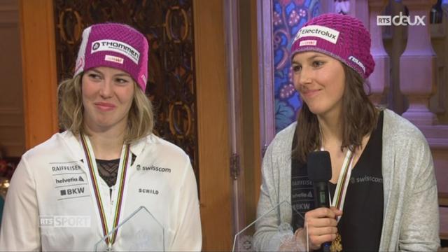 St-Moritz 2017: l'émission du 10 février [RTS]