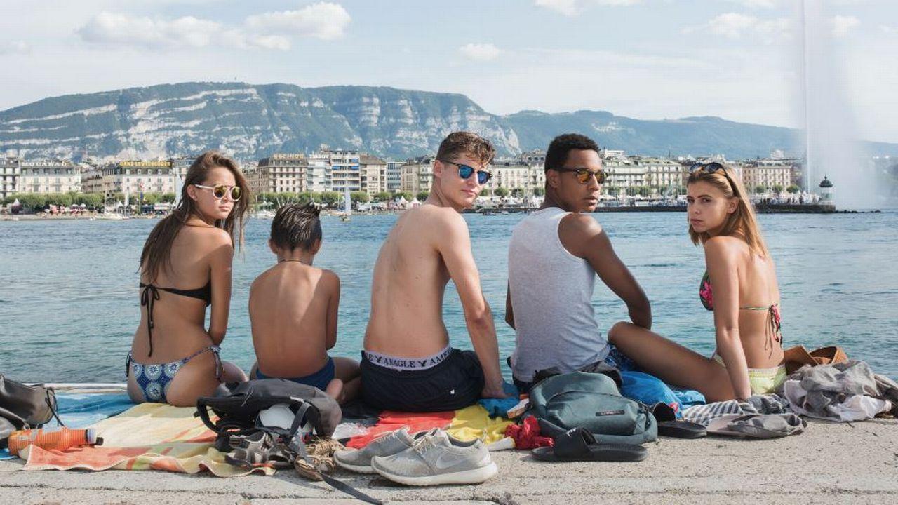 La photographe mexicaine Alinka Echeverria, exposée à Winterthour, propose une approche anthropologique de la jeunesse suisse, ici à Genève en 2016. [Alinka Echeverria - DR]