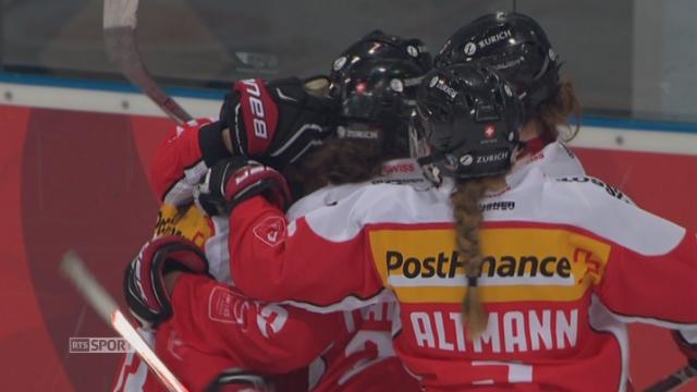 Suisse - Norvège (4-1): la Suisse écrase la Norvège [RTS]