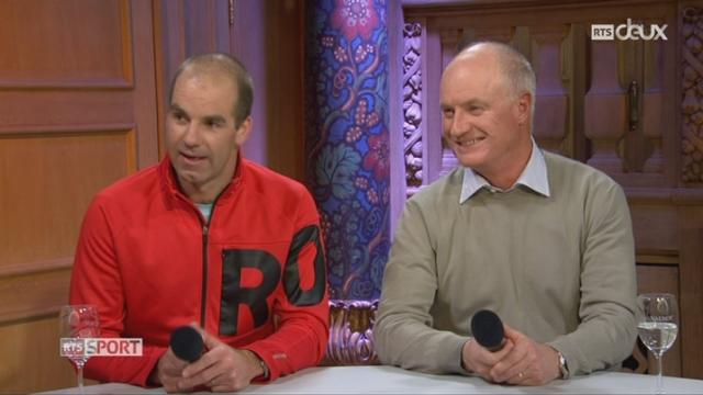Saint-Moritz 2017: L'émission du 11 février [RTS]