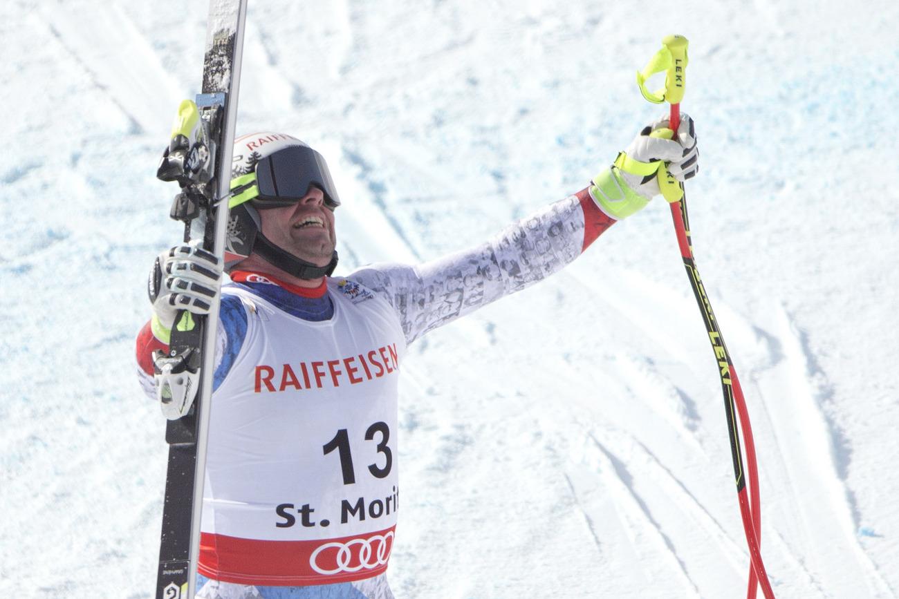 Le Suisse Beat Feuz champion du monde de descente — Ski