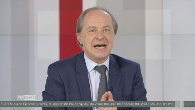 """""""Christian Levrat a senti un coup jouable"""" [RTS]"""