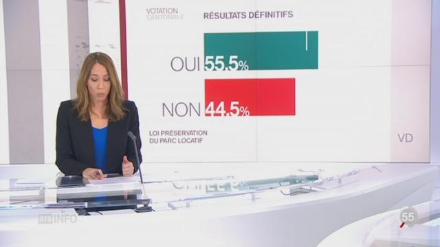 Résultats cantonaux: les commentaires de Jennifer Covo [RTS]