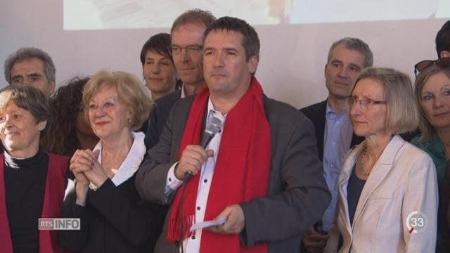 Les militants sont en liesse et les partis bourgeois font grise mine après le refus de la RIEIII [RTS]
