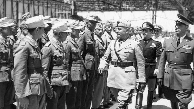 Le fascisme italien (5/5)