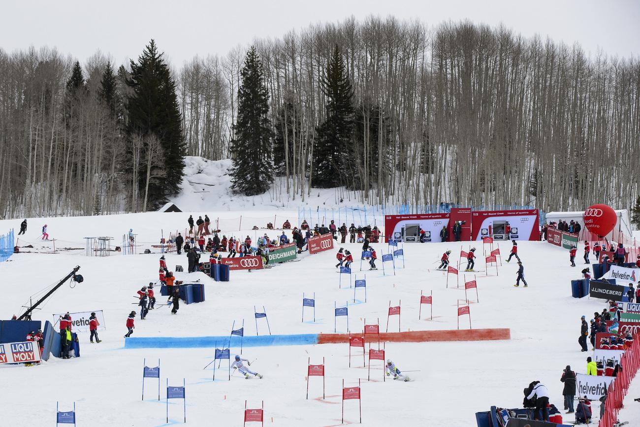 La France championne du monde — St Moritz