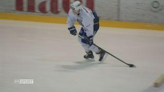 Hockey- LNB: La Chaux-de-fonds est dans une bonne dynamique en cette fin de saison régulière [RTS]