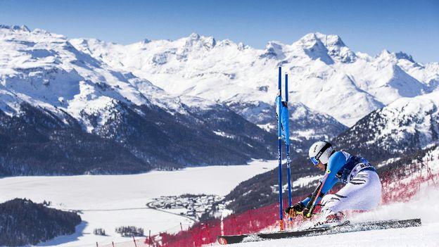 Nota Bene - Saint-Moritz, une aubaine pour l'industrie suisse des sports d'hiver
