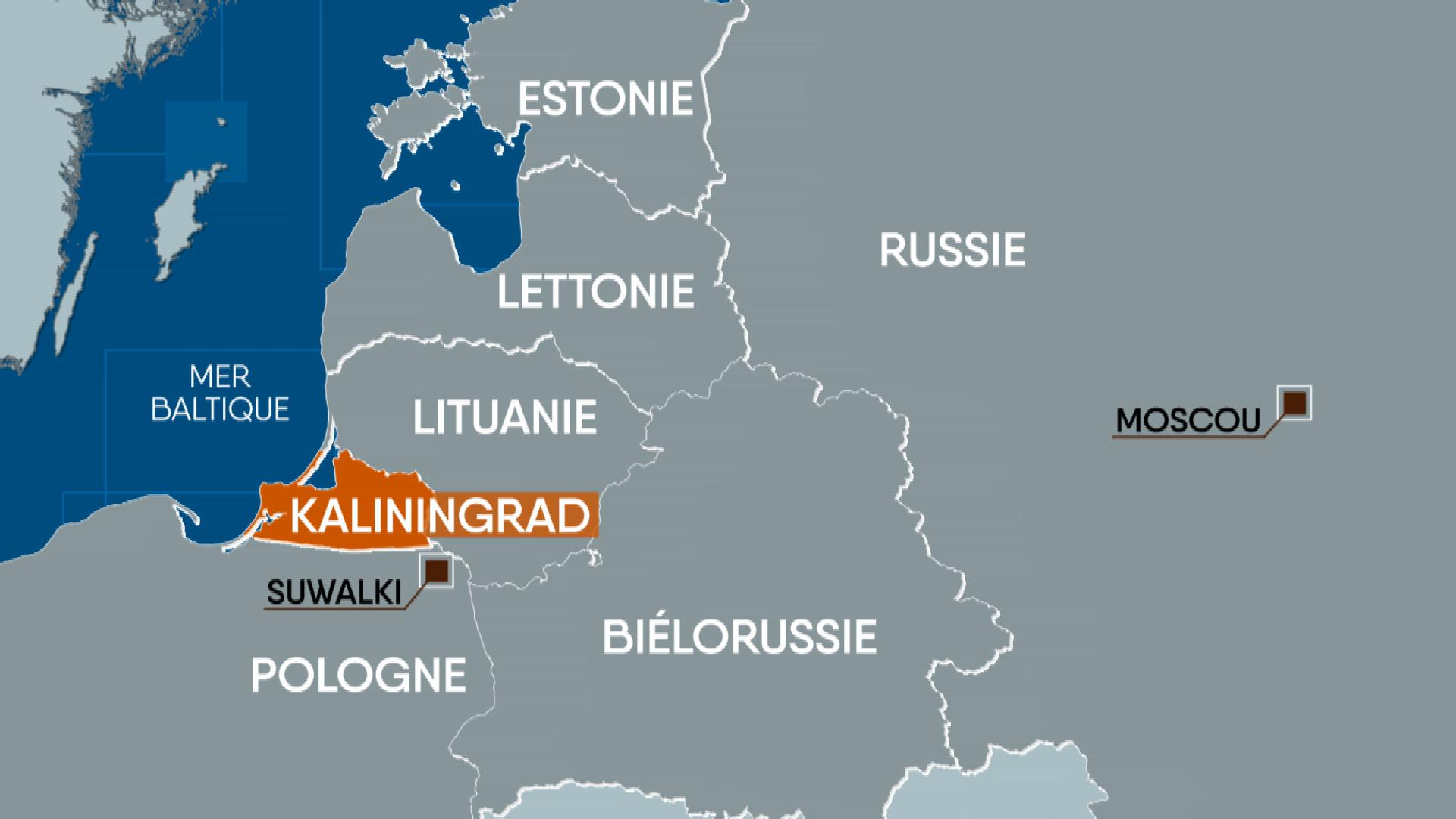 kaliningrad pourrait tre le d tonateur d 39 un prochain conflit mondial monde. Black Bedroom Furniture Sets. Home Design Ideas