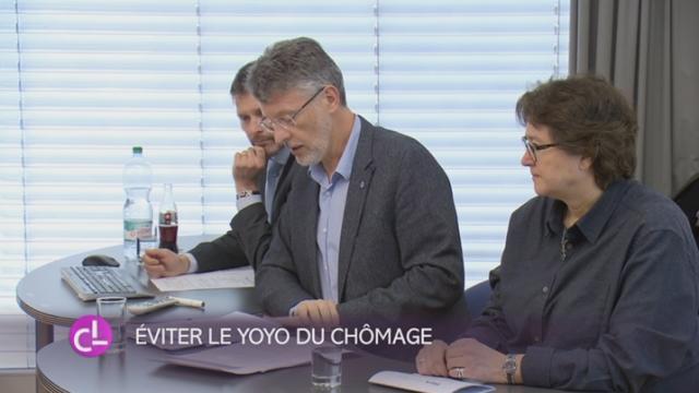 Le Valais affiche un taux de chômage plus élevé dans le secteur de la construction [RTS]