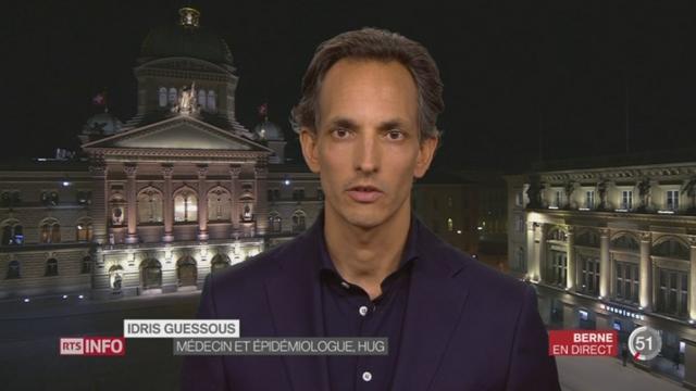 Espérance de vie: entretien avec Idris Guessous, médecin et épidémiologue HUG [RTS]