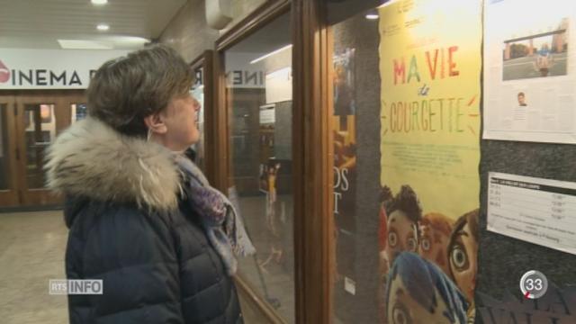 """Les César: """"Ma vie de courgette"""" vitamine le cinéma suisse [RTS]"""