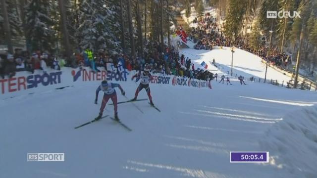 Ski nordique - Hommes: le résumé de la course [RTS]