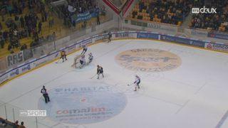 Hockey - LNA (50ème j.): Lugano – Zurich (3 - 2 ap) [RTS]
