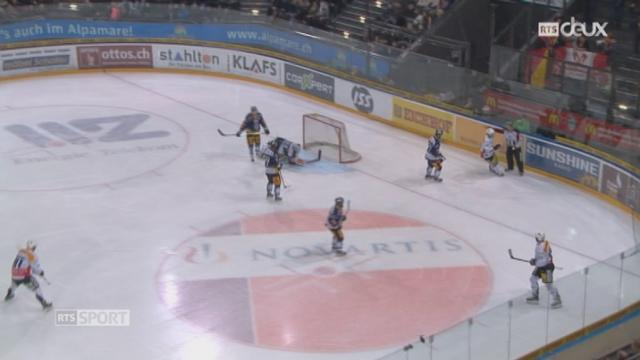 Hockey - LNA (50ème j.): Zoug – Bienne (4 - 3) [RTS]