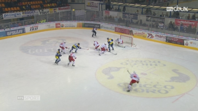 Hockey - LNA (50ème j.): Ambri-Piotta – Lausanne (3 - 2) [RTS]