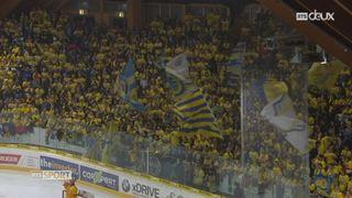 Hockey - LNA (50ème j.): Davos – Langnau (6 - 2) [RTS]