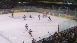 Hockey - Playoff LNA: Genève-Servette termine 6e de la saison régulière [RTS]