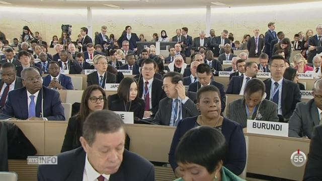 Le chef de l'ONU Antonio Guterres dénonce la montée du
