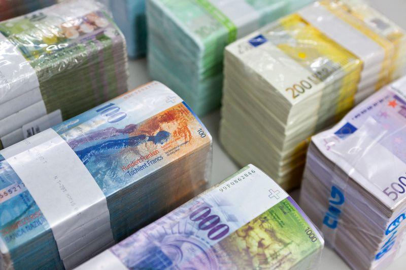 billet de banque suisse 2017