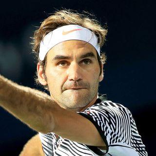 Tennis: Federer: