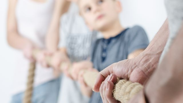 Le SAP s'applique à un parent qui, après une rupture, manipule son enfant pour qu'il haïsse son père ou sa mère. S.Kobold Fotolia [S.Kobold - Fotolia]