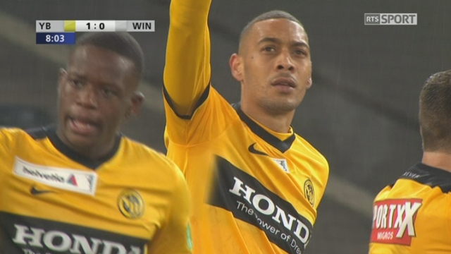 Coupe Suisse, 1-4 finale: YB - Winterthour 1-0 [RTS]