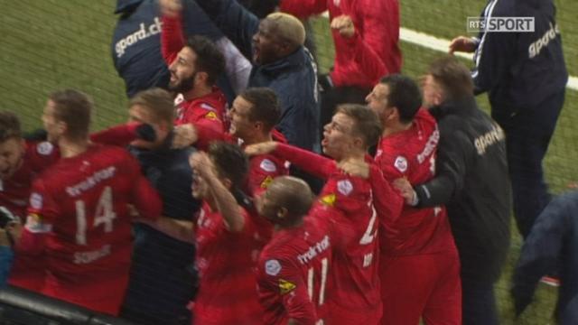 Coupe Suisse, 1-4 finale: YB - Winterthour 2-2, 3-5 après tirs au but [RTS]