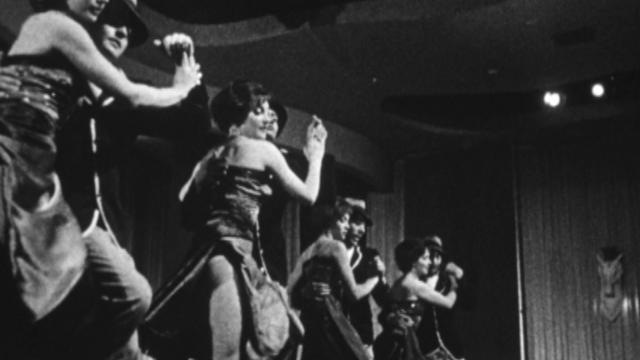 Danseurs de tango argentins, 1962. [RTS]