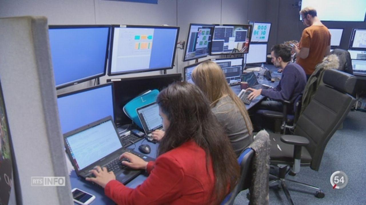GE: une opération délicate se déroule au CERN [RTS]
