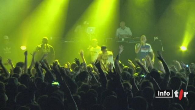 """NE : le mythique groupe de rap français """"I AM"""" était en concert samedi soir à la Case à Choc"""