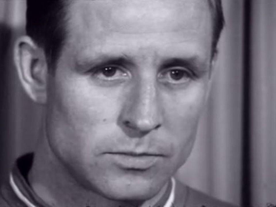 Interview de Raymond Kopa en 1962. [RTS]