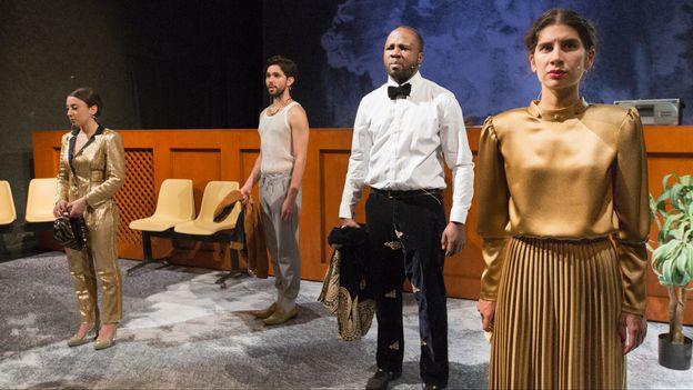 Amour et mariages binationaux au coeur d'une pièce de théâtre