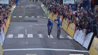 Paris-Nice, Etape 1: Demare s'impose au sprint [RTS]