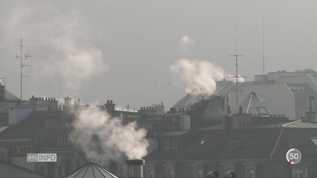 Contrôler les chaudières permet de limiter la pollution de l'air [RTS]