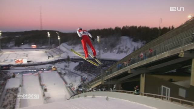 Ski nordique: la Suisse manque de nouveaux talents [RTS]