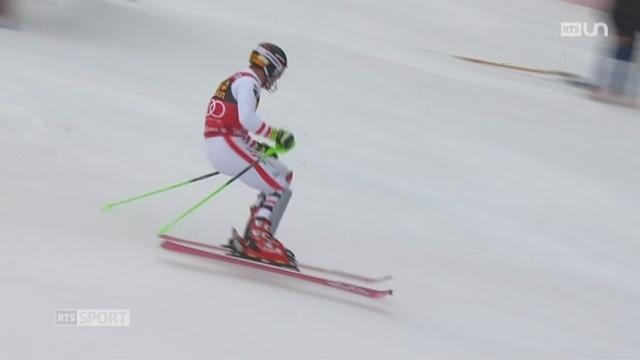 Ski: Marcel Hirscher poursuit sa fantastique carrière [RTS]