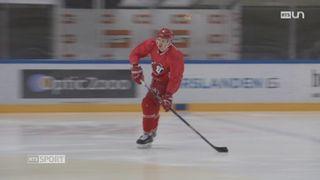 Hockey: Dave Sutter et Valentin Borlat découvrent les playoffs [RTS]