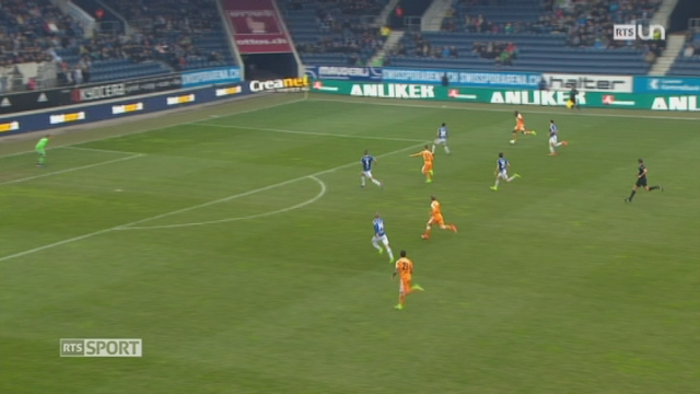Football - Super League (23e j.): Vaduz - Bâle (1-1) [RTS]