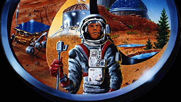 Versus-penser - Objectif Mars