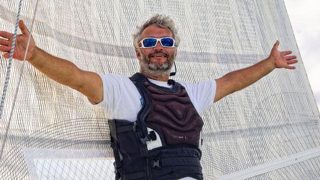 L'invité: Yvan Bourgnon, navigateur
