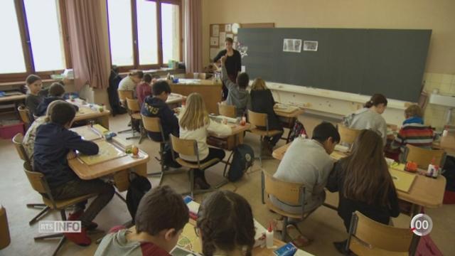 Apprentissage des langues: de nouvelles approches [RTS]