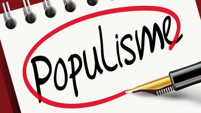 Que nous dit la langue des populistes? [pict rider - Fotolia]